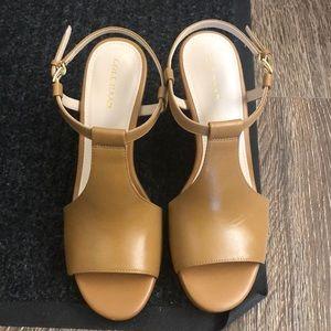 Cole Haan wedge sandals